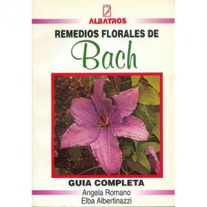 guia remedios florales de bach libros