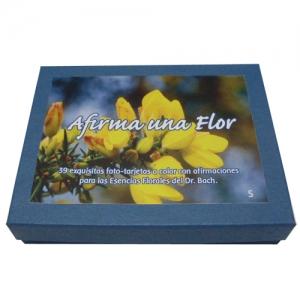 set fotos flores de bach
