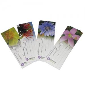 etiquetas frasco flores de bach