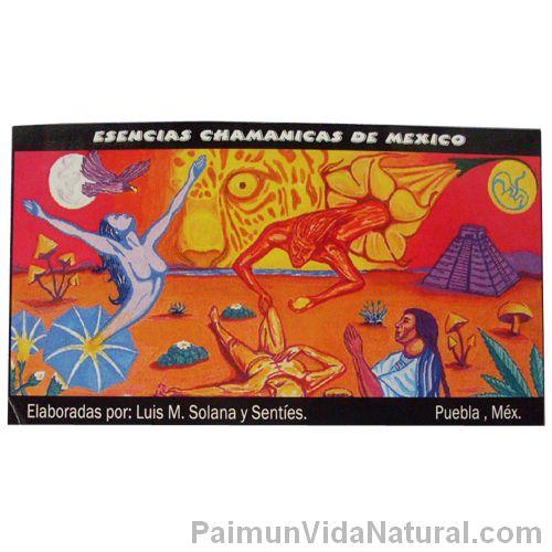 esencias chamanicas de mexico