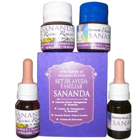 set de ayuda sananda esencias vibracionales