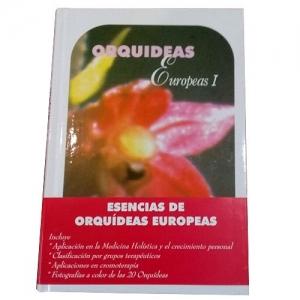 libro esencias orquideas europeas