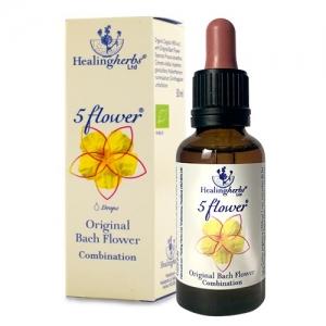 rescue remedy flores de bach