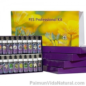 kit de esencias florales de california fes