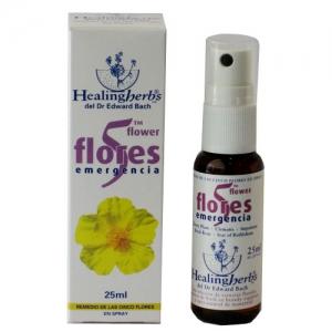 rescue en spray flores de bach
