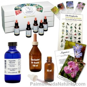 pack terapeutas florales chile