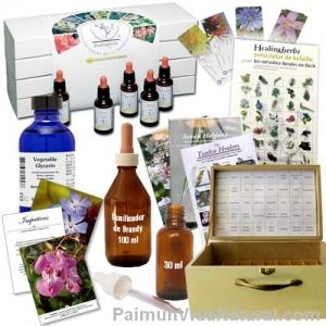 kit de esencias florales bach