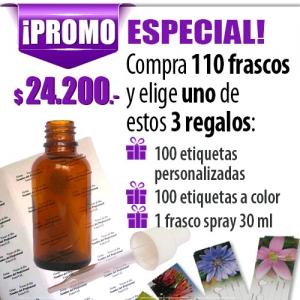 oferta frascos flores de bach