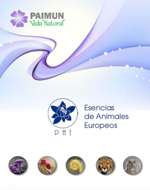 esencias de animales europeos