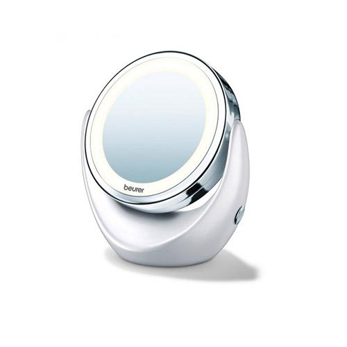 espejo cosmetico con luz