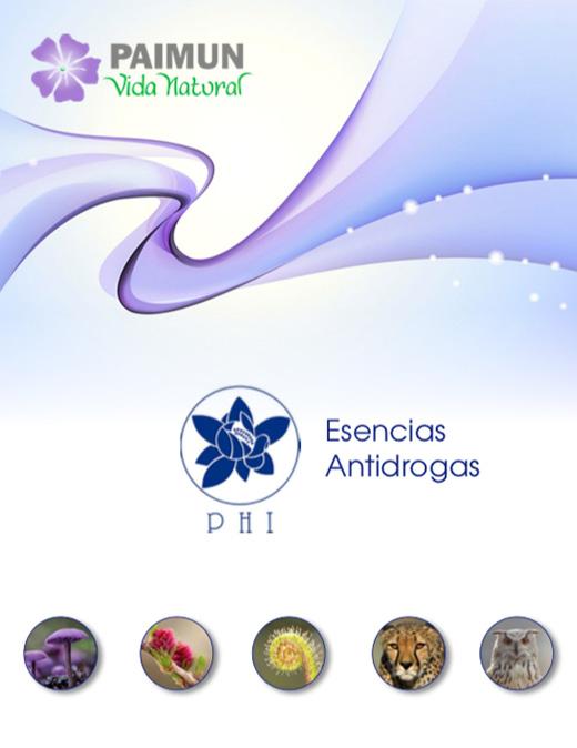 Esencias de Antidrogas PHI