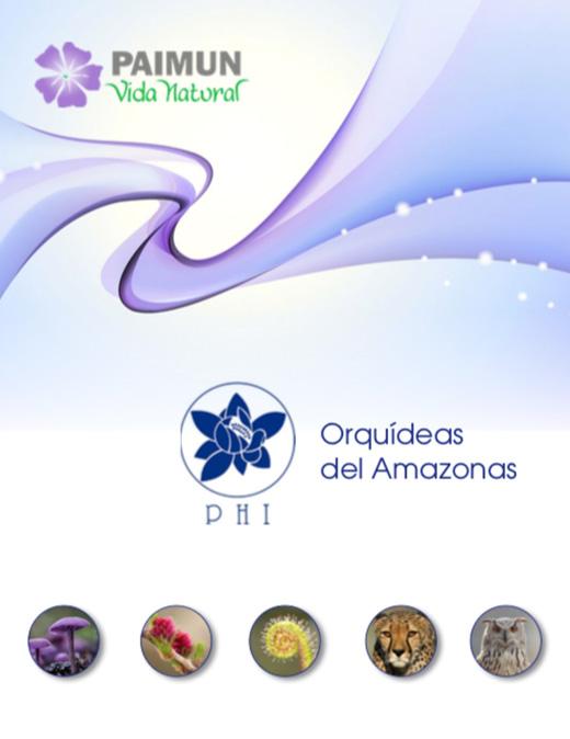 orquideas del amazonas esencias phi