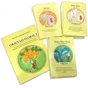libro oraculo floral
