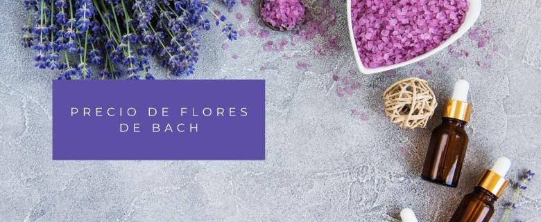 flores de bach precio