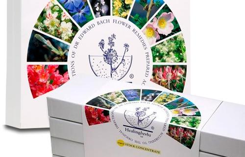 set flores de bach