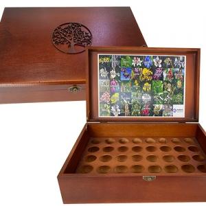 caja de flores de bach